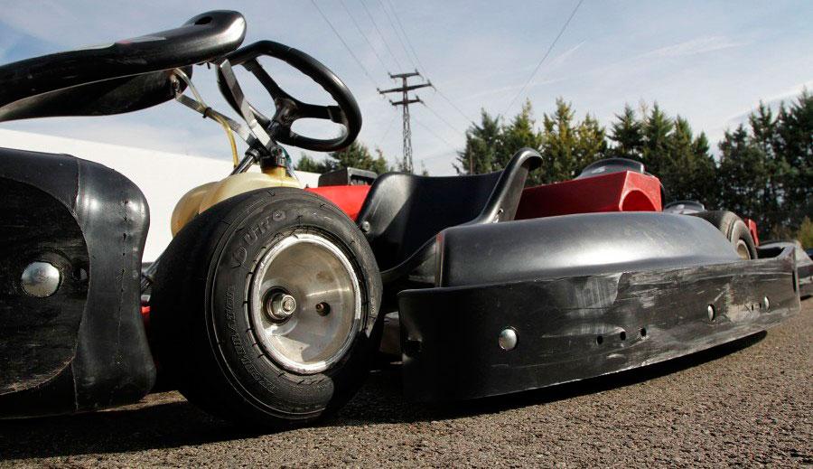 Karting exterior en logro o contacta y reserva - Piso relax logrono ...