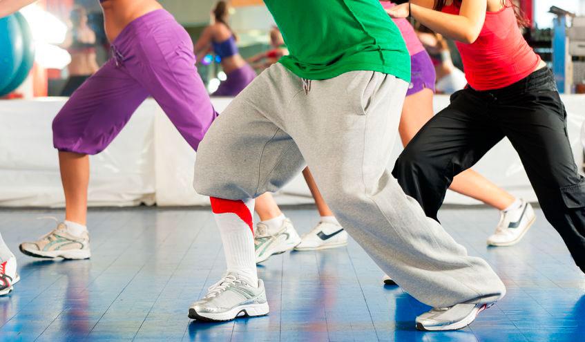 Zumba fitness actividades de baile y mucho m s - Piso relax logrono ...
