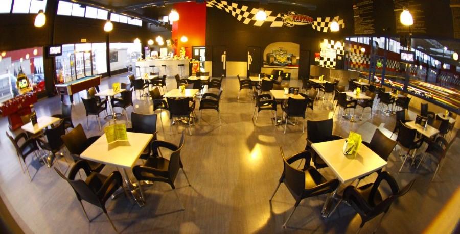 Karting indoor logro o circuito de karts cubierto - Piso relax logrono ...