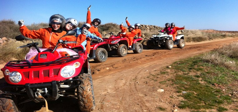 Excursiones en quads para despedidas en logro o - Piso relax logrono ...