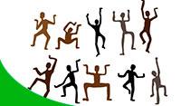 danza africana, actividades de baile en Logroño