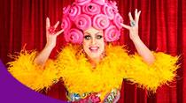 broma del drag queen en despedidas