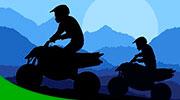 Rutas en quad, actividades de aventura con motor en La Rioja