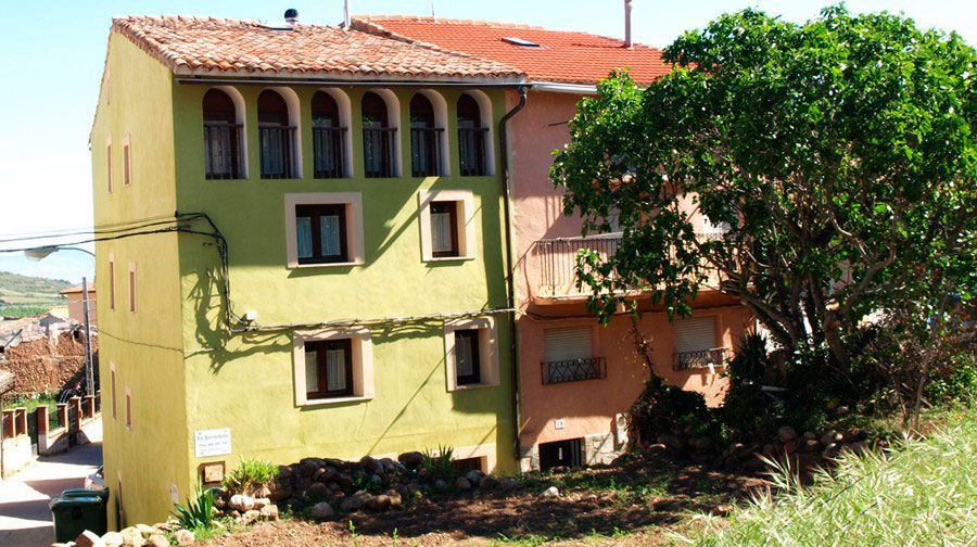 Casa rural en sorzano alquiler de alojamientos online - Piso relax logrono ...