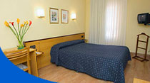 Hoteles en Logroño: Hotel 3 para despedidas