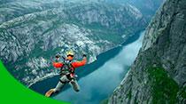 Puenting, actividades de adrenalina para despedidas de soltero