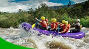rafting, actividades de adrenalina en logroño