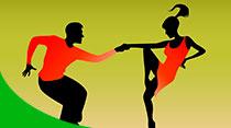 Bailar salsa, actividades de baile en Logroño