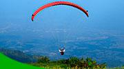 parapente, actividades de altos vuelos en Logroño