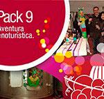Pack 9: aventura enoturistica