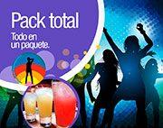 pack total: Todo en un mismo paquete