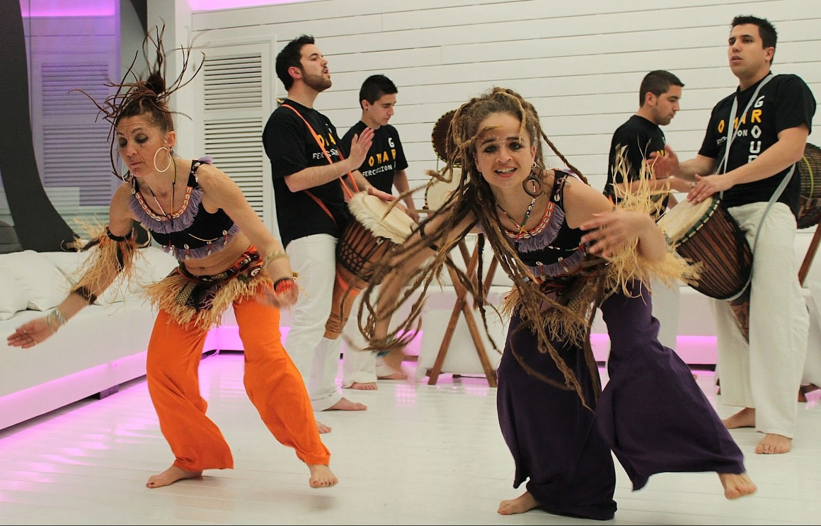Danza africana en logro o diviertete - Piso relax logrono ...