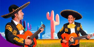 mariachis que cantan con la guitarra