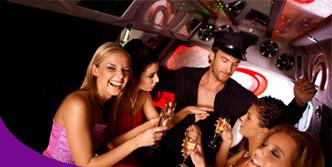 espectaculos de strippers y boys en limusina para despedidas de soltero y soltera